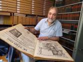 John van Zuijlen schrijft boek over geschiedenis Brabants Dagblad: 'Soms word ik gek van al die kranten'