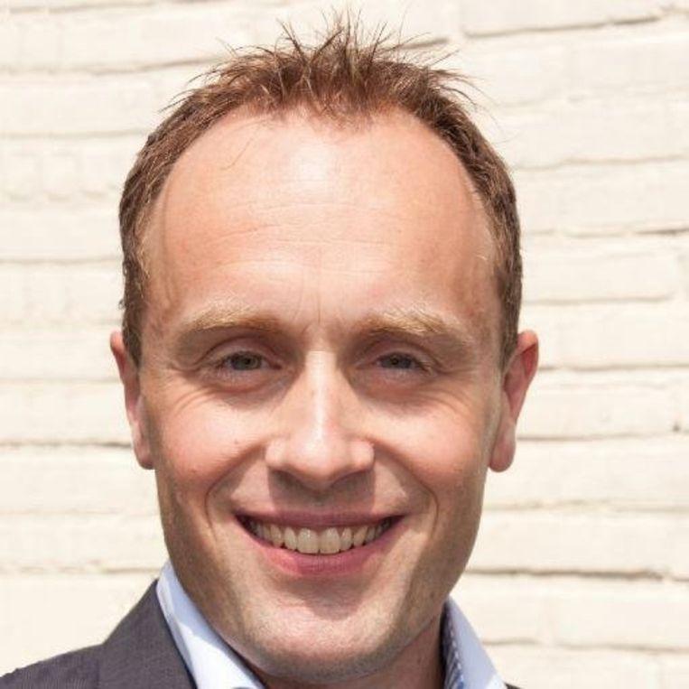 Mark Kielman: 'Positief blijven lukt beter als je aan jezelf werkt.' Beeld Mark Kielman