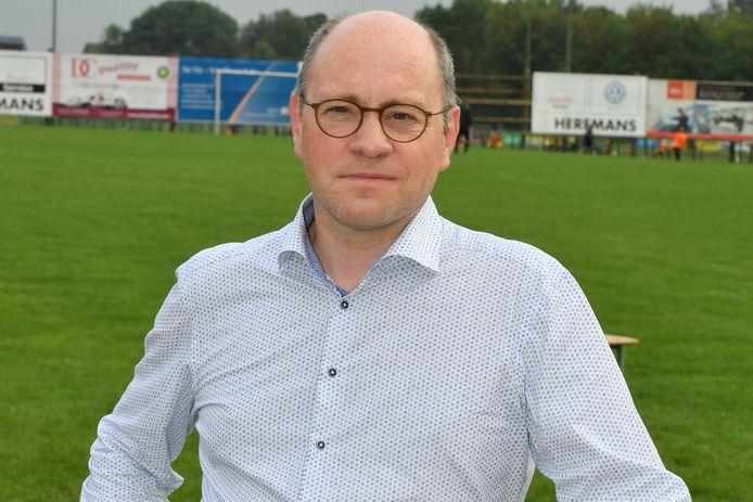 Frank Vandenborre hoopt als nieuwkomer op een rustig seizoen voor Boka.