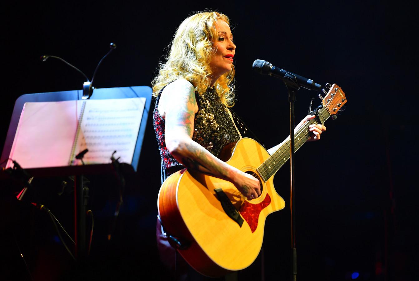 Anneke van Giersbergen brengt 26 februari haar nieuwste album uit.