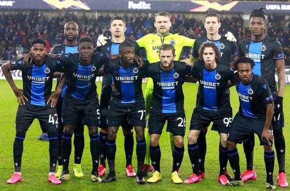 Club Brugge is kampioen