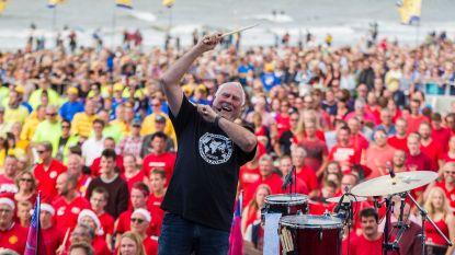 Drummer van Golden Earring wil drumspektakel bij openingsfeest randweg