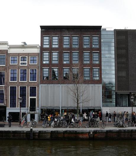 Koning opent vernieuwd Anne Frank Huis