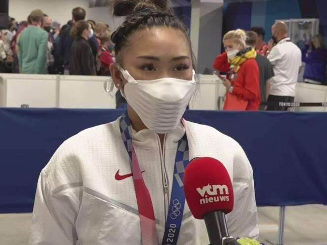 """""""Mijn duel tegen Derwael? Het wordt scary"""": Sunisa Lee kijkt na allroundgoud al uit naar zondag"""