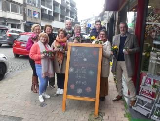 """Tolpoortstraat wordt begin maart weer bloemenparadijs: """"Kleur in de straten en ook voor elk van onze klanten"""""""
