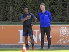 Quinten Timber trainde mee met Oranje: 'Louis van Gaal was heel sociaal en heel relaxed'