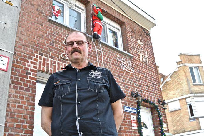 De kerstgekte sloeg al toe bij Kurt Willem