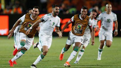 Algerije speelt finale Africa Cup tegen Senegal, dat viert na owngoal van Gent-verdediger Dylan Bronn