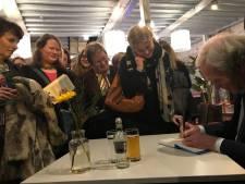 Jan Terlouw doet in Veghel waar hij goed in is; verhalen vertellen