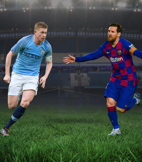 Messi favori, Jorginho, De Bruyne et Kante en embuscade: qui sera le prochain Ballon d'Or?