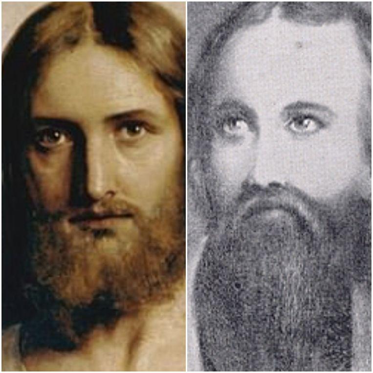 Links Jezus van Nazareth, rechts Apollonius van Tyana. Wie is de echte 'zoon van God'?