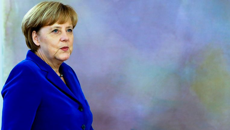 Angela Merkel Beeld AP