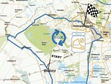 Tweede etappe Olympia's Tour laat wielrenners door heel Steenwijkerland razen