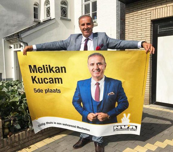 Mechels gemeenteraadslid voor N-VA Melikan Kucam wordt ervan verdacht grof geld te hebben gevraagd voor humanitaire visa.