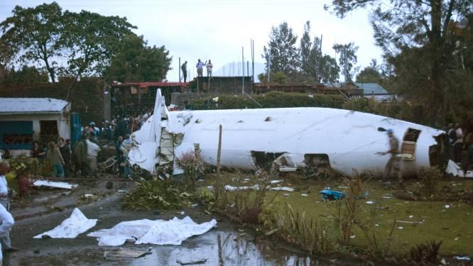 Vliegtuigongeval in Goma kost 6 mensen het leven