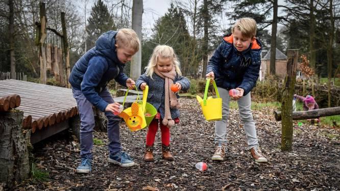 """Stijgende coronacijfers zorgen voor extra maatregelen  paaseierenzoektocht Puyenbroeck: """"Reserveren verplicht en maximum 80 kinderen per dag"""""""