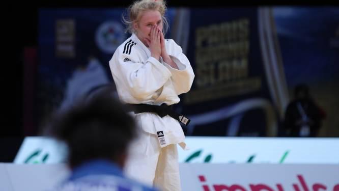 Hilde Jager uit Markelo geniet na van eerste medaille op prestigieus toernooi: 'Grand Slam Parijs is het Wimbledon van judo'