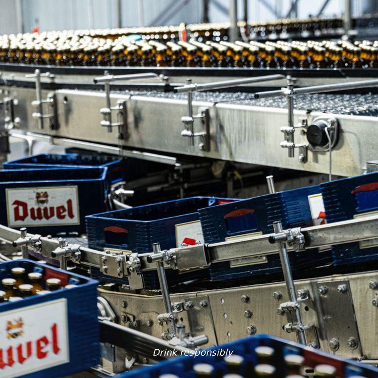 """Michel Moortgat: """"We sluiten nooit compromissen over de kwaliteit van ons bier."""" Beeld RV"""