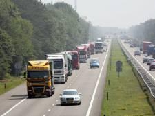 Eindhoven lastig te bereiken na tal van ongelukken op snelwegen