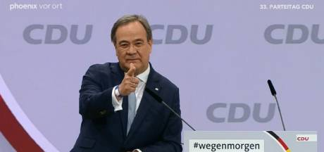 Deelstaatpremier verkozen tot CDU-leider, nu in de race voor opvolging Merkel