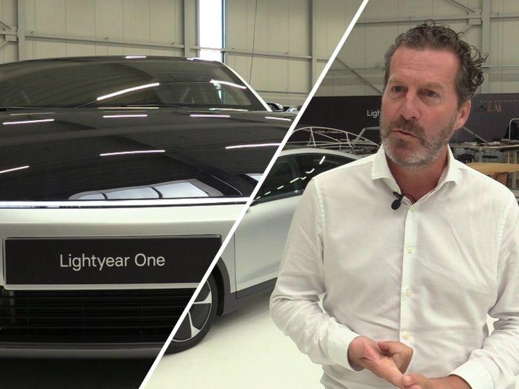 Lightyear maakt auto van de toekomst: 'Als je zonder schuldgevoel wil rijden, moet je een zonneauto kopen'
