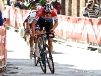 """Contador noemt Van der Poel """"beestachtig"""", De Gendt: """"Ik ga nog een paar zware jaren tegemoet met zo'n krachtpatsers"""""""