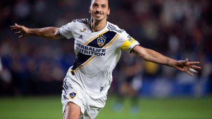 """Ibrahimovic (37) roept zichzelf uit tot """"beste speler ooit in Amerika"""" en schoffeert Mexicaanse journalist"""