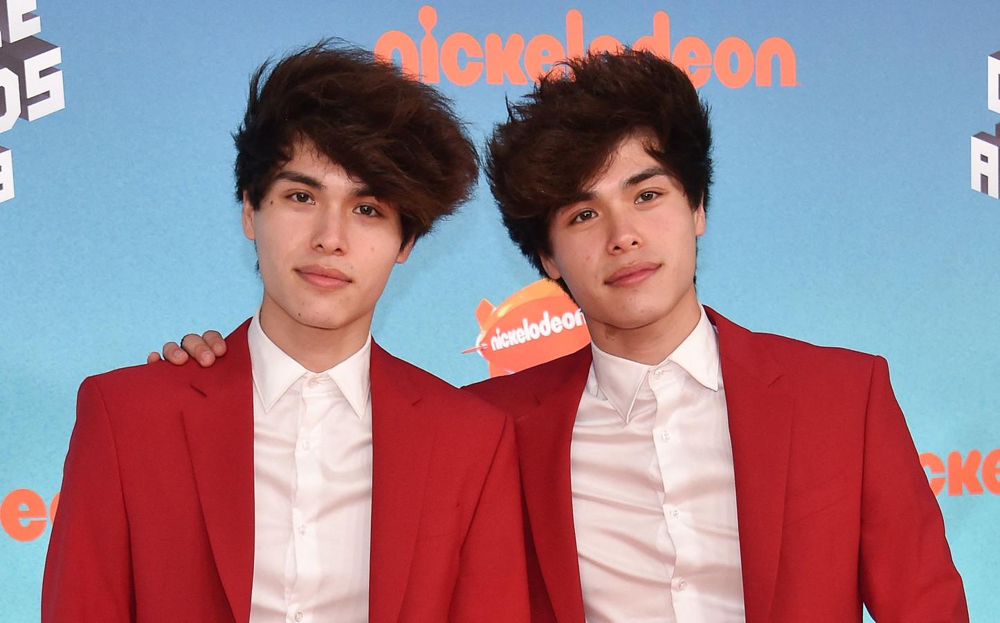 Les frères Alan et Alex Stokes, 23 ans.