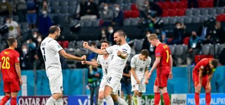 """Un supporter belge lance une pétition pour rejouer le match Belgique-Italie """"pour le reperdre derrière"""""""