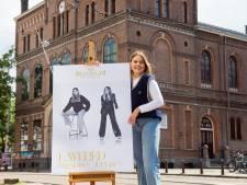 Gravin Eloise viert de kracht van zelfexpressie met 'ijsjesexpo' in Paradiso