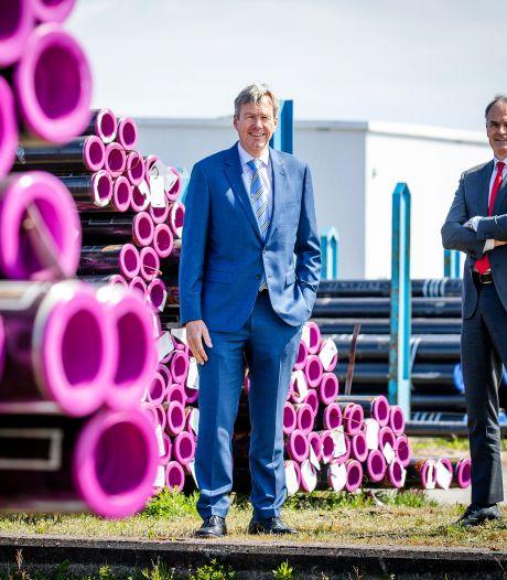 Zwijndrechts familiebedrijf zet ruim een miljard euro om: 'We nemen Ad op de shovel uiterst serieus'