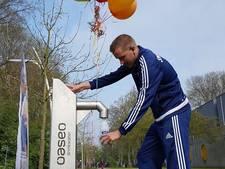 Park in Zwijndrecht krijgt watertappunt