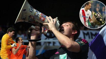 """Anderlecht-Club RETRO (#4): Meester Vazquez slaat toe op vrije trap, """"The Roef is on fire"""" en bloemen voor Timmy"""