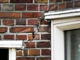 Nee, dit is niet in Groningen: Friese huizen scheuren door zakkend grondwaterpeil