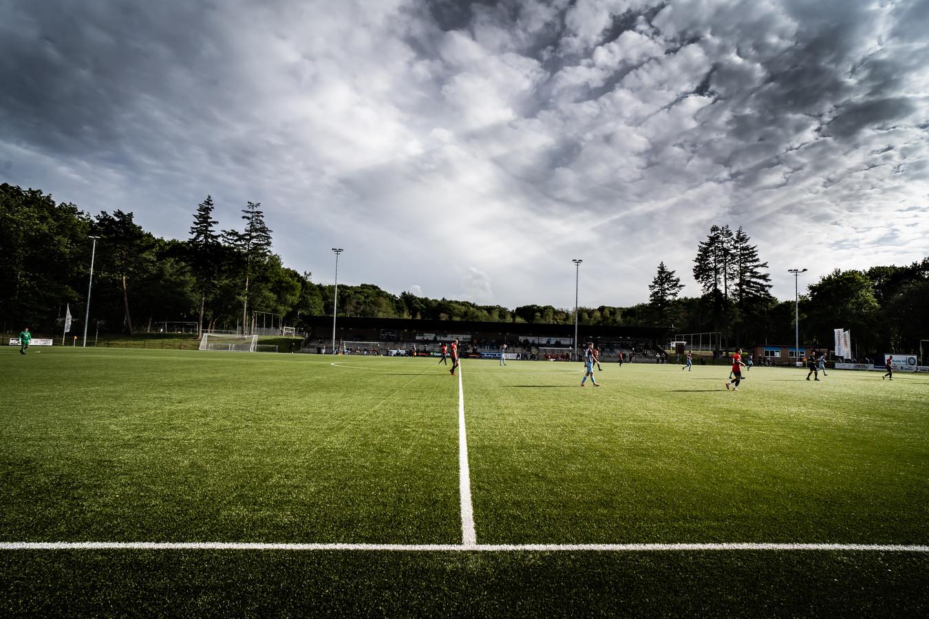 Voetbalpret bij OVC'85 in Oosterbeek.