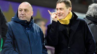 """Anderlecht-CEO Van Eetvelt, die dit wél het juiste moment vindt om voetbal stop te zetten: """"Wie kosten niet aanpast, gaat onderuit"""""""
