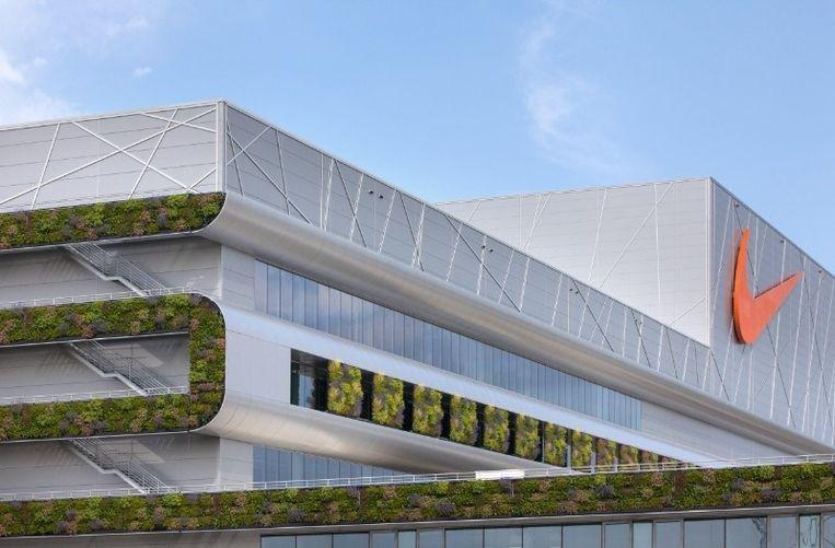 Van Laakdal naar Bermuda, het is een kleine stap voor Nike. Beeld World Architecture Festival
