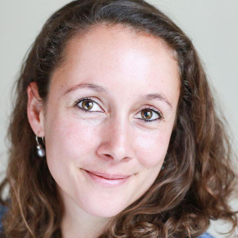 Psychologe Nadia van der Spek: 'Geen controle over kanker, wel over hoe je ermee omgaat' Beeld -