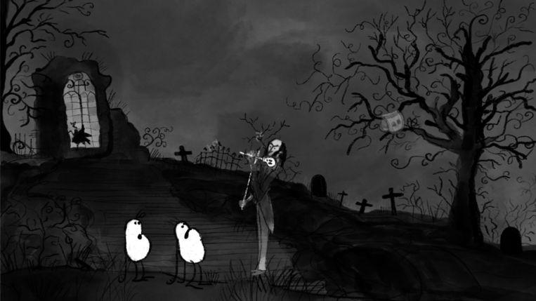 'Danse macabre', door Thomas Beijer Beeld Thomas Beijer