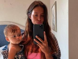 """Jaimie Vaes woont met zoontje Lío op Ibiza: """"Wij zijn erg gelukkig hier"""""""