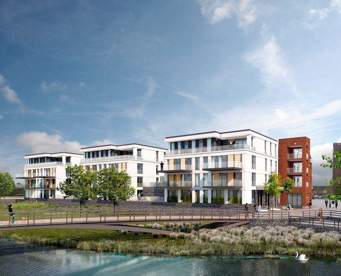 Brenthof en Dommelstaete zijn nu in aanbouw.