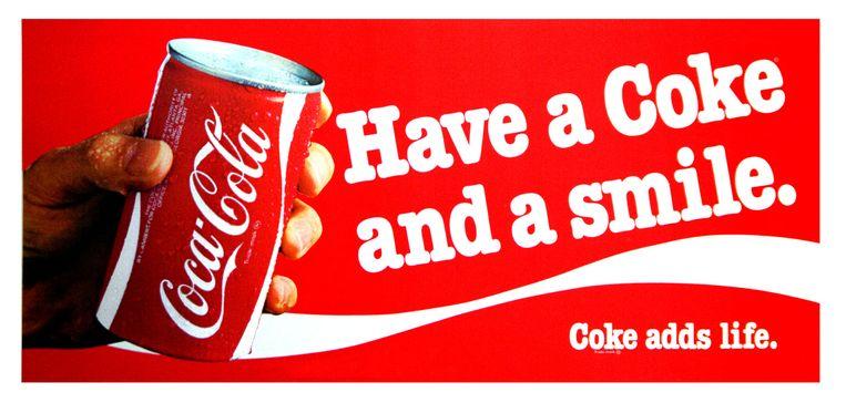 """""""Gerichte welzijnsdrankjes"""", zo noemt Coca-Cola de frisdranken met bestanddelen van de wietplant die het op de markt wil brengen."""
