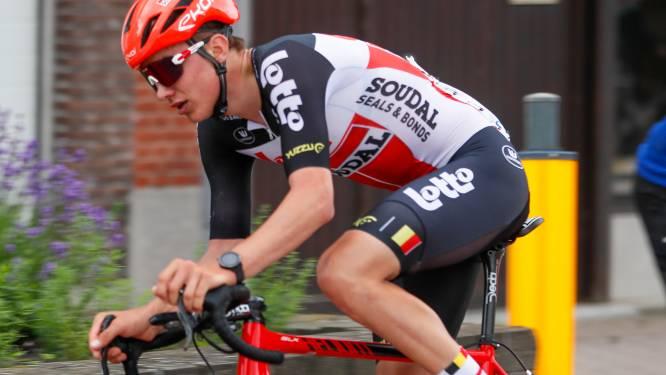 """Aaron Van der Beken naar L-B-L voor beloften: """"Een week voor het WK met een sterk deelnemersveld"""""""