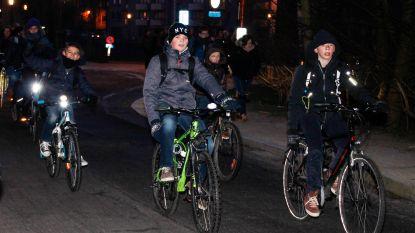13 procent fietsers niet in orde met verlichting
