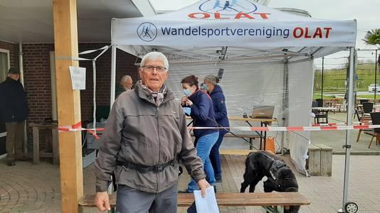 Frans Peters uit Sint-Oedenrode.