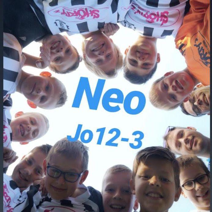 Ongekroonde kampioenen: NEO JO 12-3
