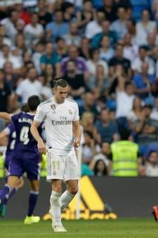 Real Madrid niet langs Real Valladolid in eigen huis