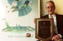 Piet van Haaren kreeg in 2000 de internationale prijs The Public Affairs Award voor het opzetten van Villa Pardoes bij de Efteling.