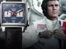 Zoveel miljoen bracht het Le Mans-horloge van Steve McQueen op
