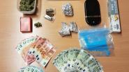 Drugsteam politie slaat dubbele slag